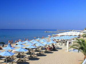 Plaža za posetioce svih uzrasta