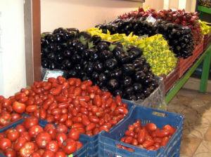 Uvek sveže povrće i voće
