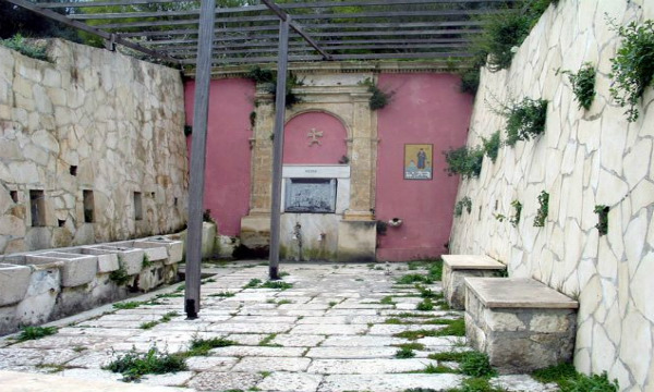 Kefalonija-Agia-Tekli-crkva
