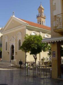 Crkva Agios Spiridonas