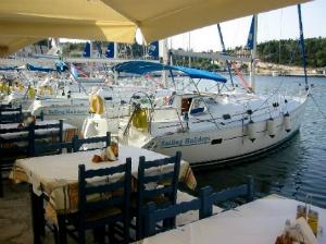 Marina je tokom leta puna plovila