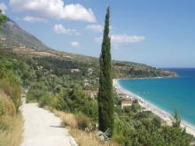 Kefalonija-plaža-Lurdas