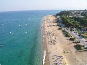 Kefalonija-plaža-Skala
