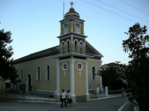 Crkva u Skali