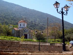 Kefalonija-selo-Zola-crkva