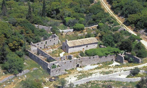Lefkada-Manastir-Agios-Joanis-Prodromos