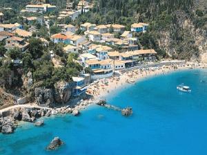 Lefkada-plaža-Agios-Nikitas