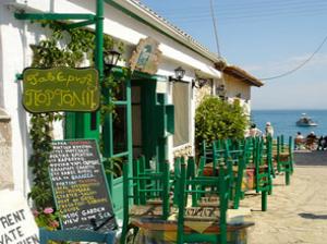 Agios Nikitas taverna