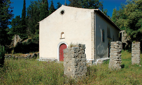 Lefkada-Crvena-crkva-Evangelistria