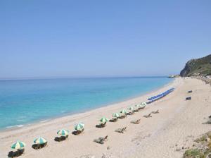 Katizma je organizovana plaža