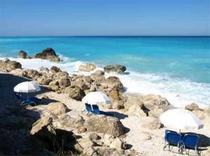 Desni kraj plaže je najpopularniji
