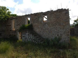 Ruševine manastira Agios Georgios