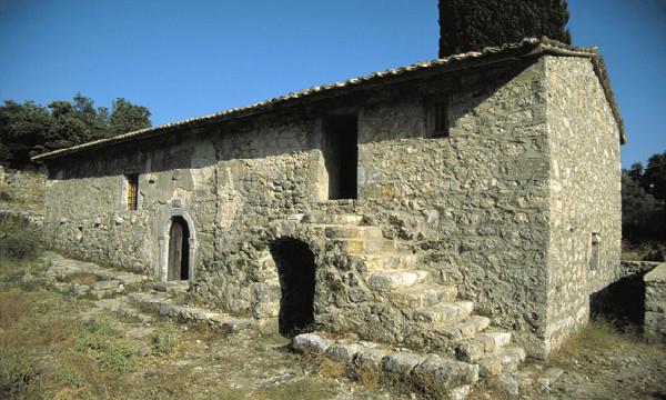 Lefkada-Manastir-Argangela-Mihajla