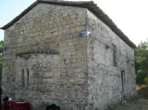 Jedna od najstarijih vizantijskih crkava na ostrvu