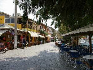 Ulica u Vasilikiju