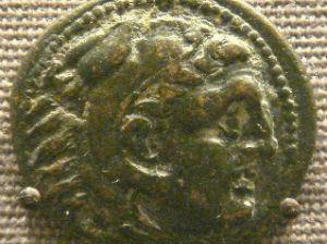 Zlatnik kralja Kasandera (Kasandros)