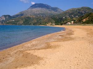 Kefalonija-plaža-Kaminia-Munda