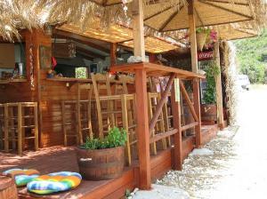 Kefalonija-plaža-Koroni-bar