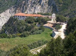 Kefalonija-Manastir-Kipureon