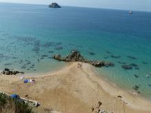 Kefalonija-plaža-Paliolinos