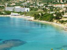 Kefalonija-plaža-Paljostafida