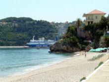 Kefalonija-plaža-Poros