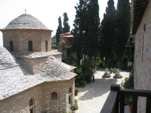 Skiatos-Manastir-Evangelistria