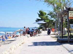 Ovo je jedna od najposećenijih plaža na Halkidikiju