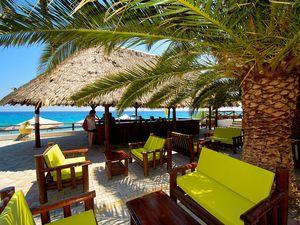 Predivan bar iznad plaže