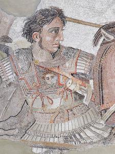 Aleksandar Veliki u bici kod Isa