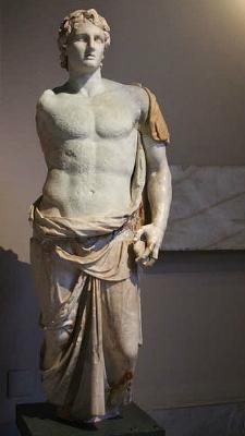 Statua Aleksandra Makedonskog, Arheološki muzej u Istanbulu
