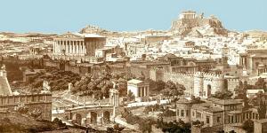 Rekonstrukcija antičke Atine