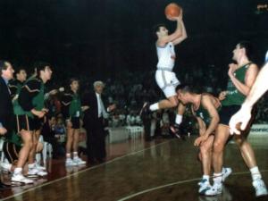 Partizan je 1992. postao prvak Evrope