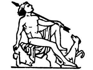 Mitski heroj Kefalos po kome je ostrvo najverovatnije nazvano
