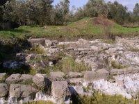 Ostaci prve prestonice Lefkade