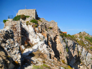 Ostaci tvrđave Kastro