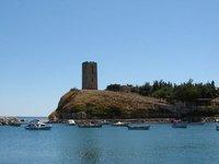 Vizantijska kula u Nea Fokei