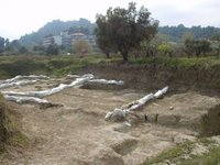 Iskopine grada Mendi