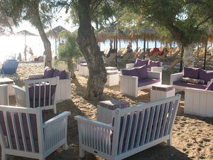 Beach bar na glavnoj gradskoj plaži