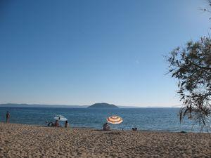 Pogled na ostrvo Kelifos