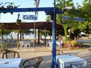 Taverne pored plaže sa odličnom ponudom morskih plodova