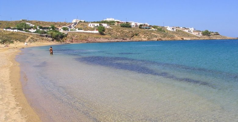 Plaža Agios Sostis