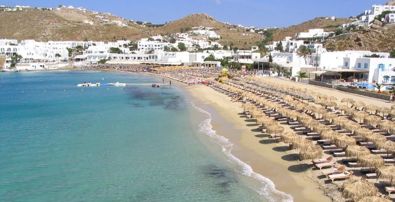 Plaža Platis Jalos