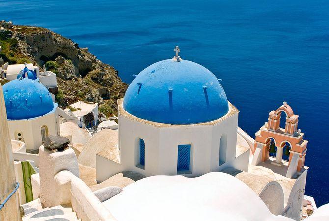 Santorini - Grcka - letovanje