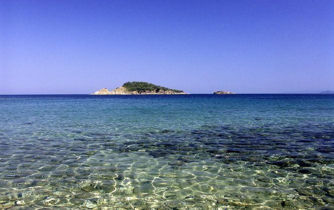 Halkidiki - istočna obala - letovanje
