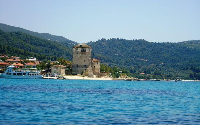 Letovanje - Atos