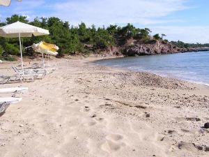 Na ovoj peščanoj plaži retko kad ima gužve