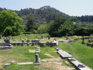 Arheološki lokalitet u okolini Limenasa