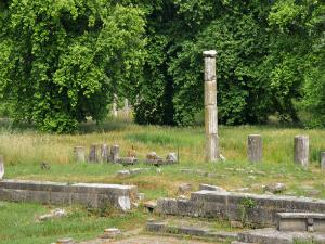 Tasos je imao burnu istoriju i prošao je vladavinu raznih osvajača koji su ovde ostavili svoj trag.