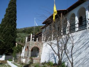 U manastiru danas živi samo jedan monah